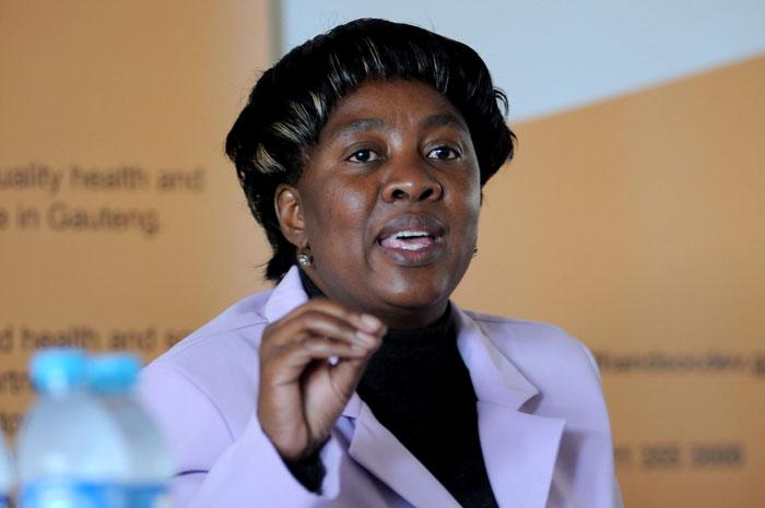 Mekgwe calls for help to probe graft in GP legislature