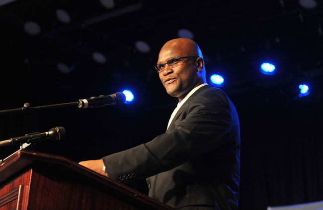 FILE PICTURE: The new Minister of Arts and Culture Mr Nathi Mthethwa. Picture by Petros Rapule