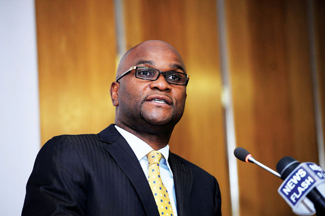FILE PICTURE: The Minister of Arts and Culture, Nathi Mthethwa. Picture: Refilwe Modise.