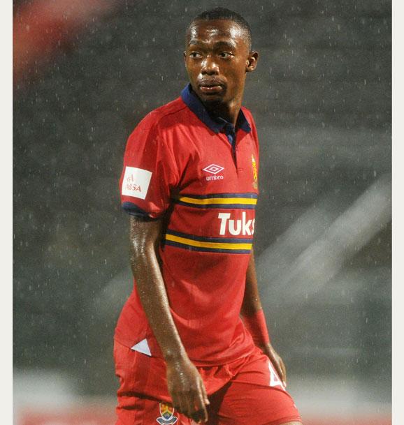 Thabo Mnyamane.