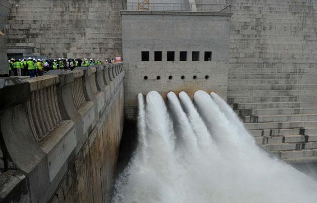 Water. Picture: Kopano Tlape GCIS