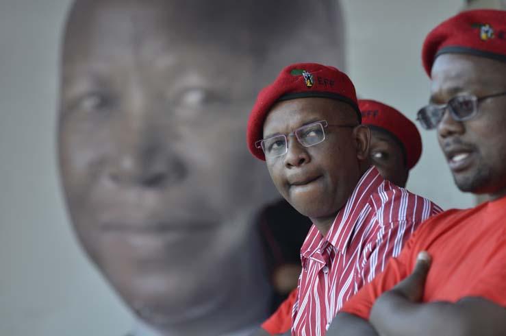 Advocate Dali Mpofu. File Picture: Alaister Russell
