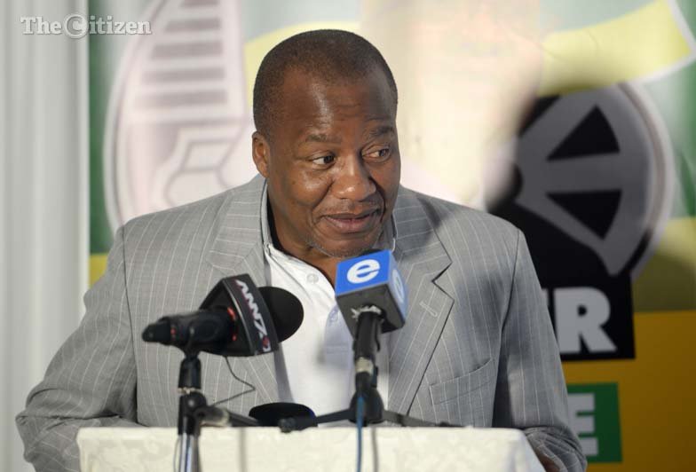 FILE PICTURE: Jackson Mthembu. Picture: Tracy Lee Stark