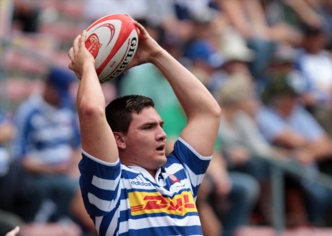 FILE PICTURE: Ruan Botha of Western Province during the Absa U21 final match between DHL Western Province and Vodacom Blue Bulls. Picture: Petri Oeschger/Gallo Images