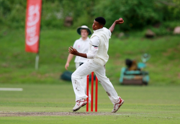 FILE PICTURE: Kagiso Rabada of Gauteng bowls during day 2 of the Coca-Cola Khaya Majola U/19 week at Chatsworth Oval between KZN Costal and Gauteng on December 17, 2013 in Durban, South Africa. (Photo by Anesh Debiky/Gallo Images)