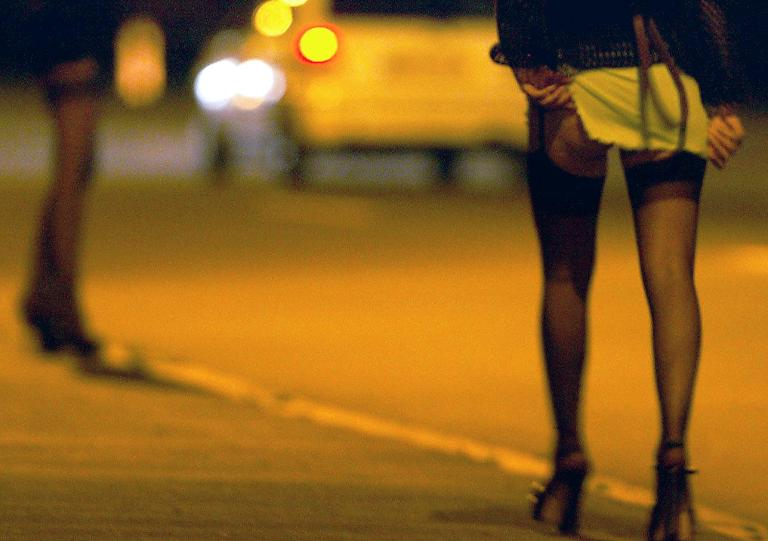 Simply African black prostitutes having sex not absolutely