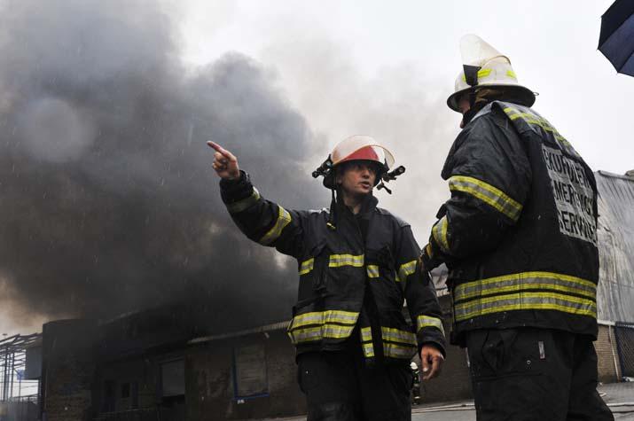 Cape Town shack fires leave trail of devastation