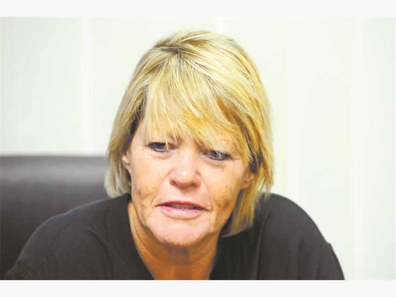 FILE PICTURE: Glynnis Breytenbach Credit: Tracy Lee Stark.