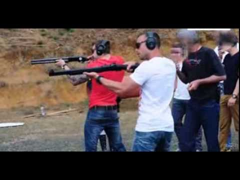 File photo. Footage of Oscar Pistorius at a gun range has emerged shortly before his murder trial commences in the South Gauteng High Court.