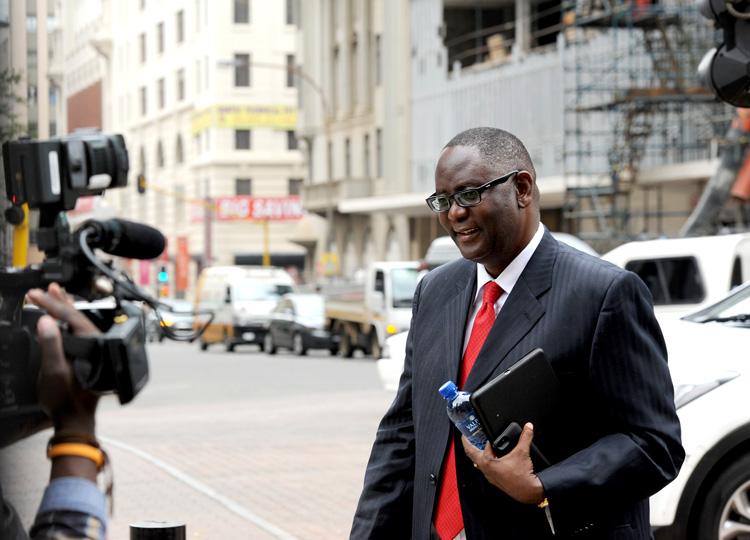 FILE PICTURE: Zwelinzima Vavi. Picture: Werner Beukes/SAPA