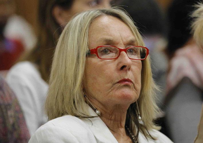 Panayiotou case: Reeva's mom sits out