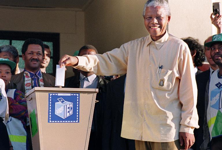 23 years on, Madiba's rainbow nation has lost its way