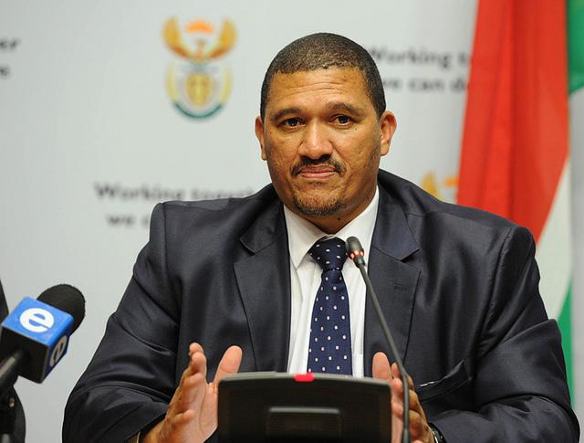Western Cape ANC leader Marius Fransman. Photo: GCIS