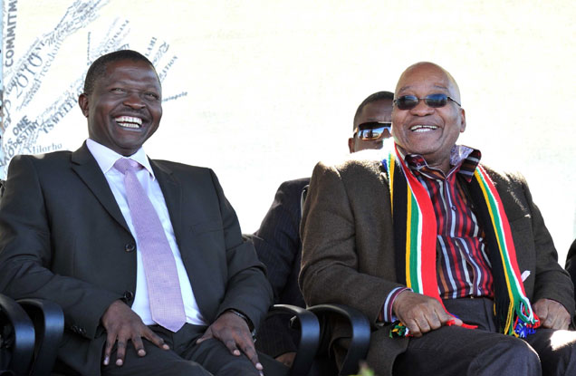 Many hurdles face mabuza s uncontested top six idea for