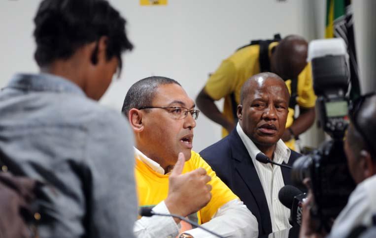 ANC under Zuma worse than apartheid, says Mthembu