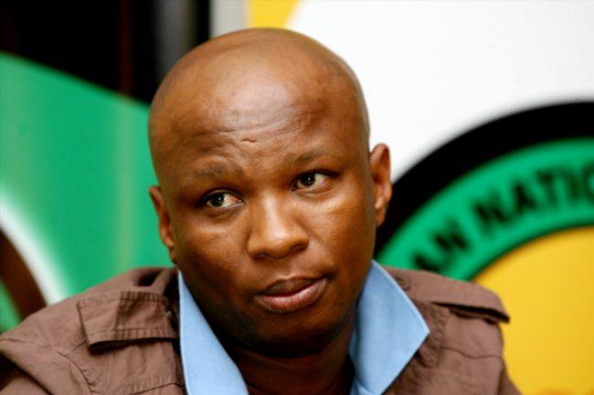 Zizi Kodwa, ANC national spokesperson. File Picture: City Press/Dudu Zitha/Gallo Images