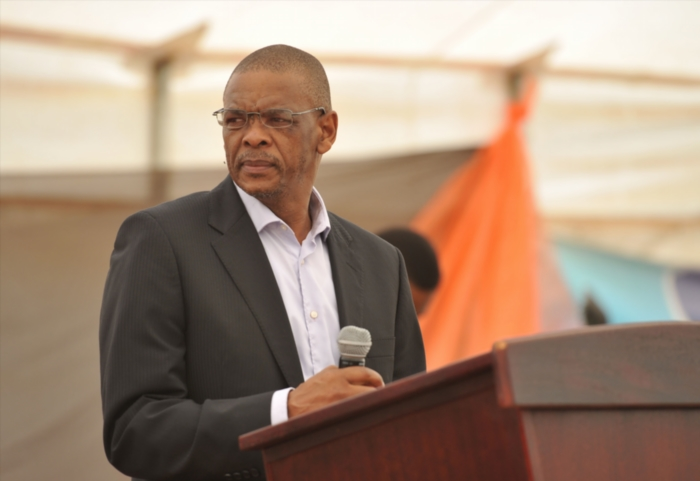 FILE PICTURE: The Premier of the Free State, Ace Magashule. Picture: Gallo Images / Foto24 / Charl Devenish.