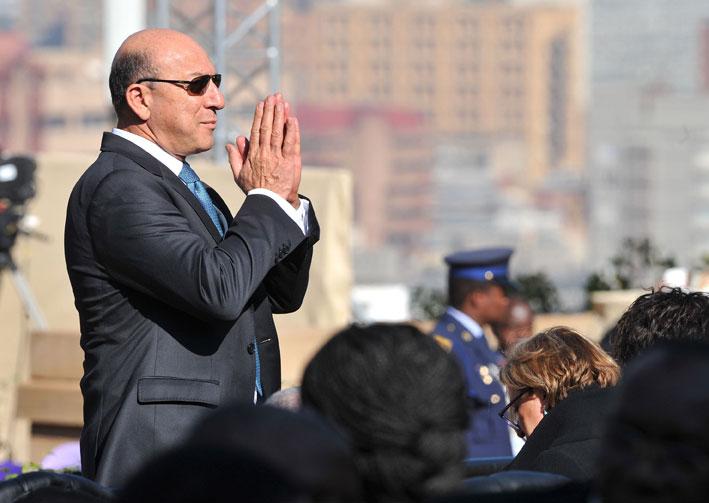 FILE PICTURE: Former finance minister Trevor Manuel. Picture: Antoine de Ras/Independent Newspapers/Pool/SAPA