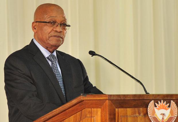 FILE PICTURE: President Jacob Zuma. Picture: GCIS.
