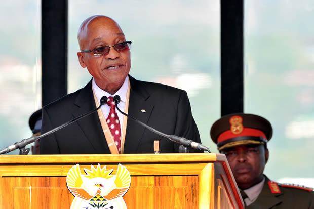 Zuma announces new ministries
