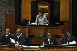 Parly studying court ruling against signal-jamming