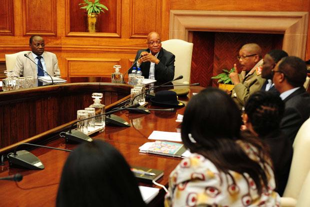 FILE PICTURE: President-elect Jacob Zuma. (Photo: GCIS)