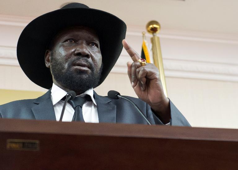 Kiir orders police to shoot robbers dead