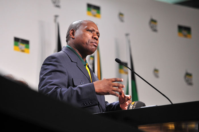 FILE PICTURE: Zweli Mkhize. Picture: Neil McCartney