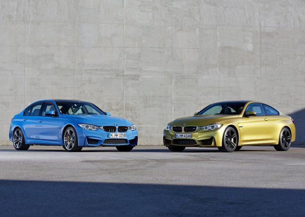 BMW M3, M4 change to steel driveshaft