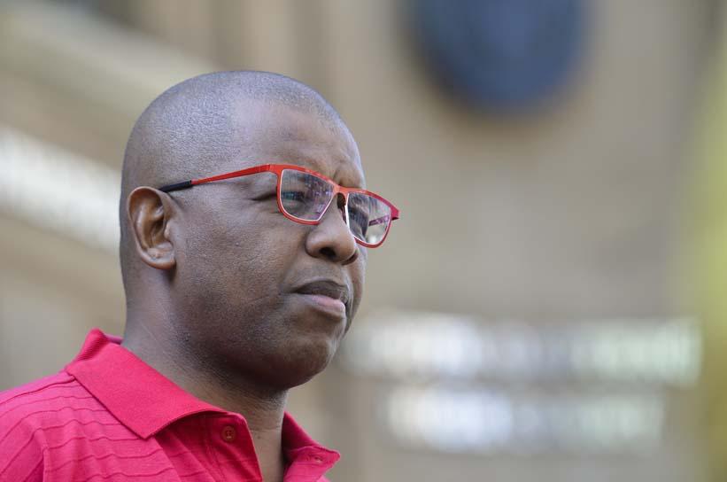 FILE PICTURE: Advocate Dali Mpofu. Picture: Alaister Russell