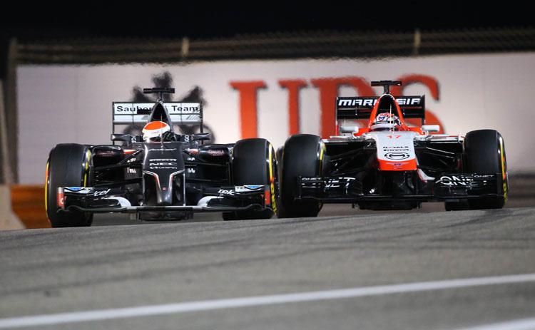 Alfa Romeo returns to F1 with Sauber