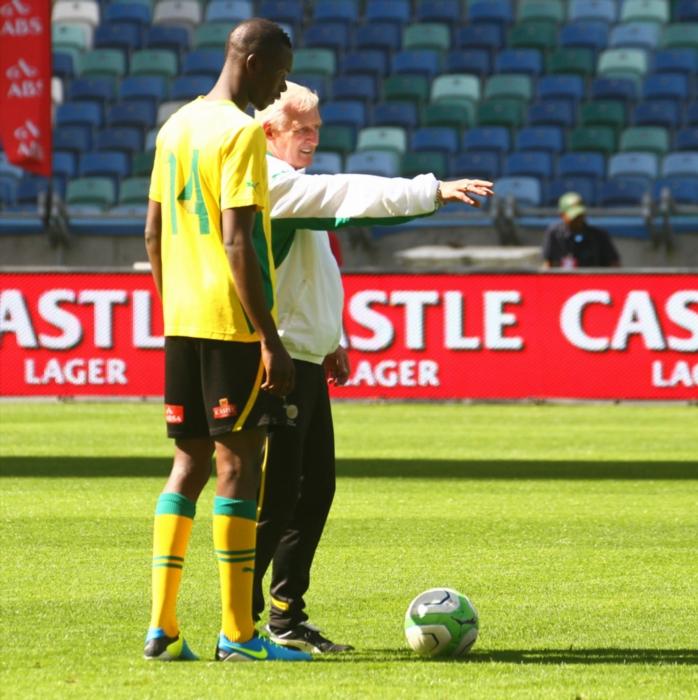 Eric Matoho to return to SA