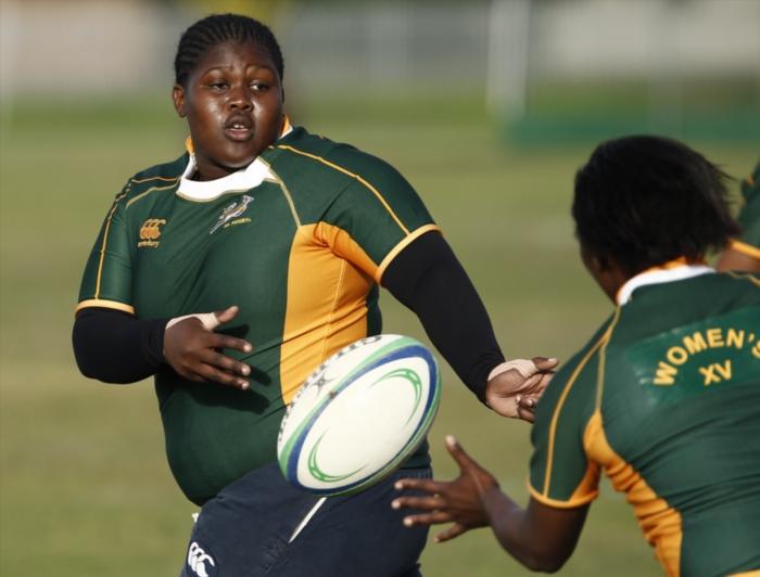 Springbok Women's XV cruise to victory – The Citizen