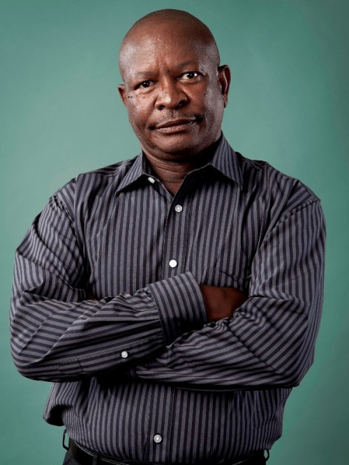 Don Mlangeni-Nawa, the actor known for playing the role of Zebedee Matabane in the SABC3 daily drama Isidingo. Picture supplied