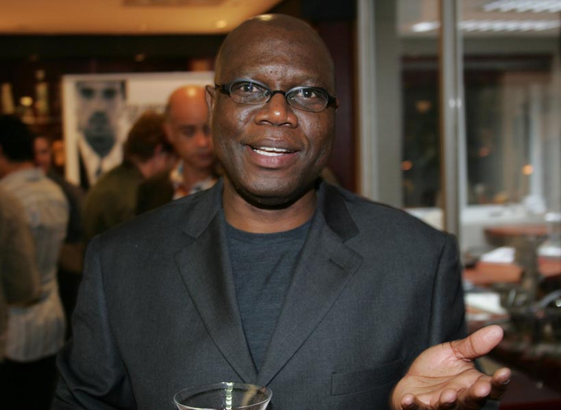 FILE PICTURE: Zwelethu Mthethwa. Image courtesy: Gallo