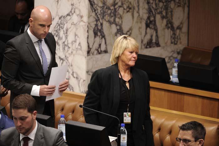VIDEO: Breytenbach says she is innocent