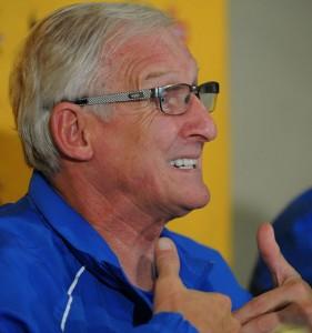 SuperSport coach Gordon Igesund (Photo by Duif du Toit/Gallo Images)