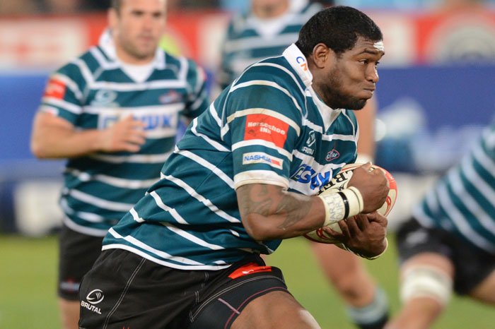 FILE PICTURE: Hilton Lobberts of Griquas during the Absa Currie Cup match between Vodacom Blue Bulls and Griquas. Picture: Lee Warren/Gallo Images