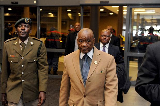 Lesotho prime minister's wife shot dead – police