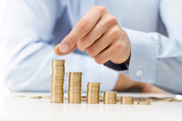 Where should you put money that you will need in two years' time?