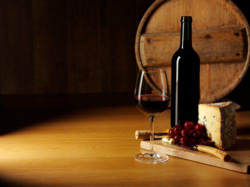 Lock, stock and wine barrel: premium wines