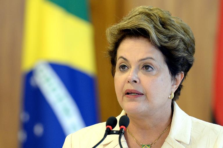 Brazil's Senate starts judgment session for Rousseff