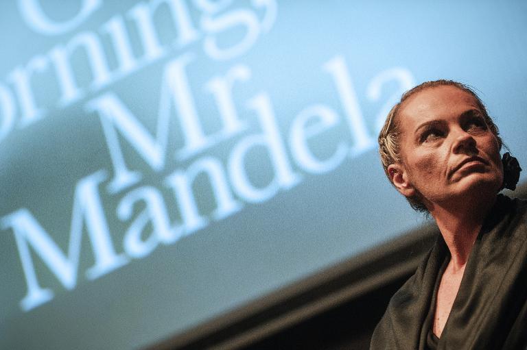 Zelda La Grange sparks Twitter debate – The Citizen
