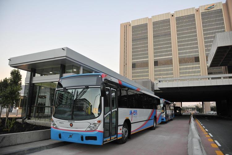 A MyCiti bus. Image courtesy: myciti.org.za