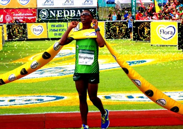 Mthembu wins Comrades Marathon | The Citizen
