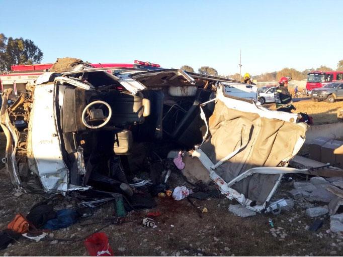 Two die, 32 injured in Gauteng accidents