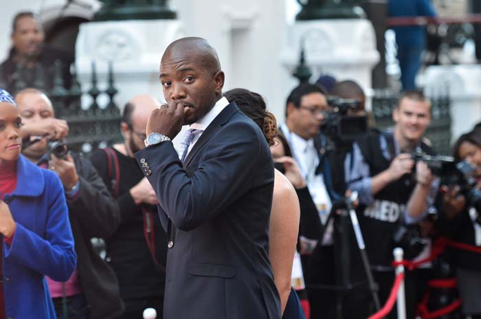FILE PICTURE: Mmusi Maimane Picture: Alaister Russell