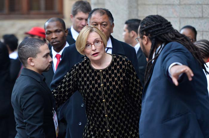 FILE PICTURE: Western Cape premier Helen Zille. Picture: Alaister Russell