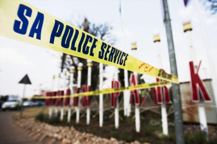 Crime scene. Photo by Gallo Images / Foto24 / Liza van Deventer