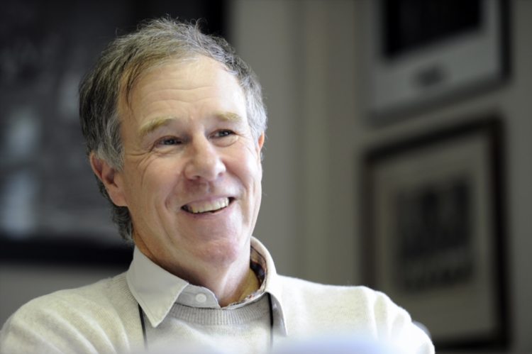 FILE PICTURE: South African professor of sports science and leading expert in world athletics, Professor Tim Noakes. (Photo by Gallo Images / Foto24 / Loanna Hoffmann).